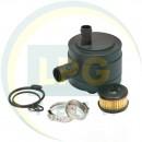 Фільтр тонкого очищення Prins 1 вхід D16 - 1 вихід D11 (поліестер) + фільтр ЕМК газу (180/80042/C)