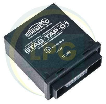 Вариатор stag tap 01 схема