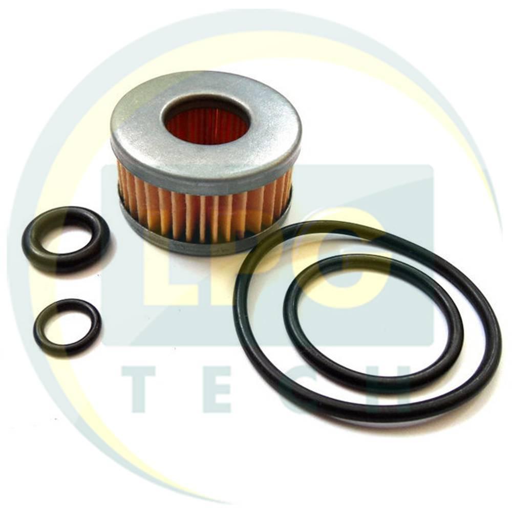 Фильтр клапана газа Tomasetto с уплотнительными резинками