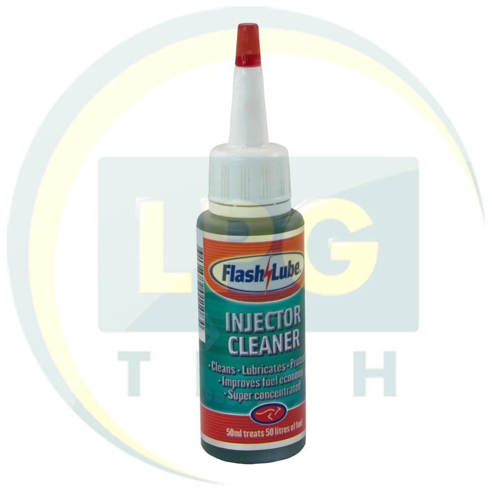 Очиститель инжектора Flash Lube 50 мл
