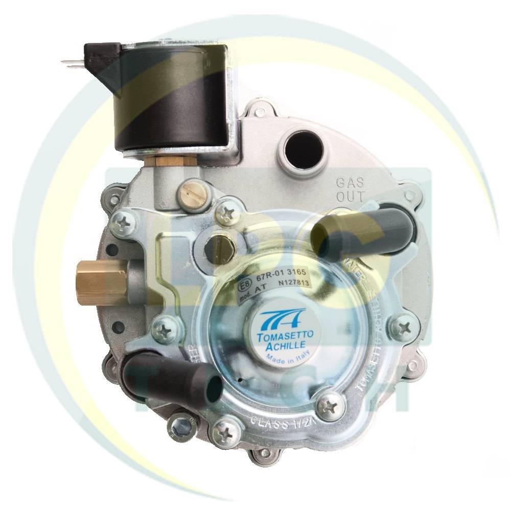 Газовый редуктор Tomasetto до 100 л.с. пропан