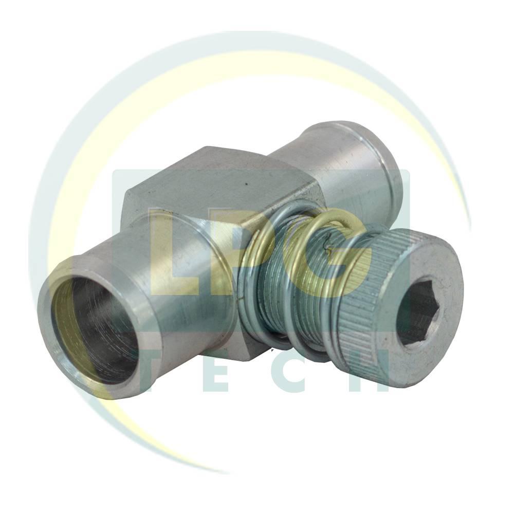 Дозатор газа OML 19x19 мм