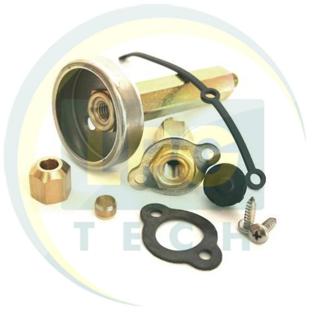 Заправочное устройство Tomasetto в бензо-заправочный люк (удлиненный адаптер)