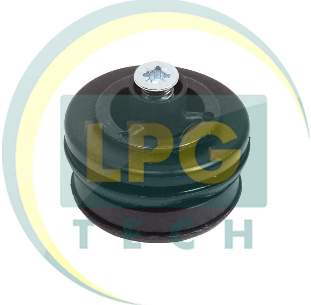 Защита пластикового коллектора Rybacki D30 мм