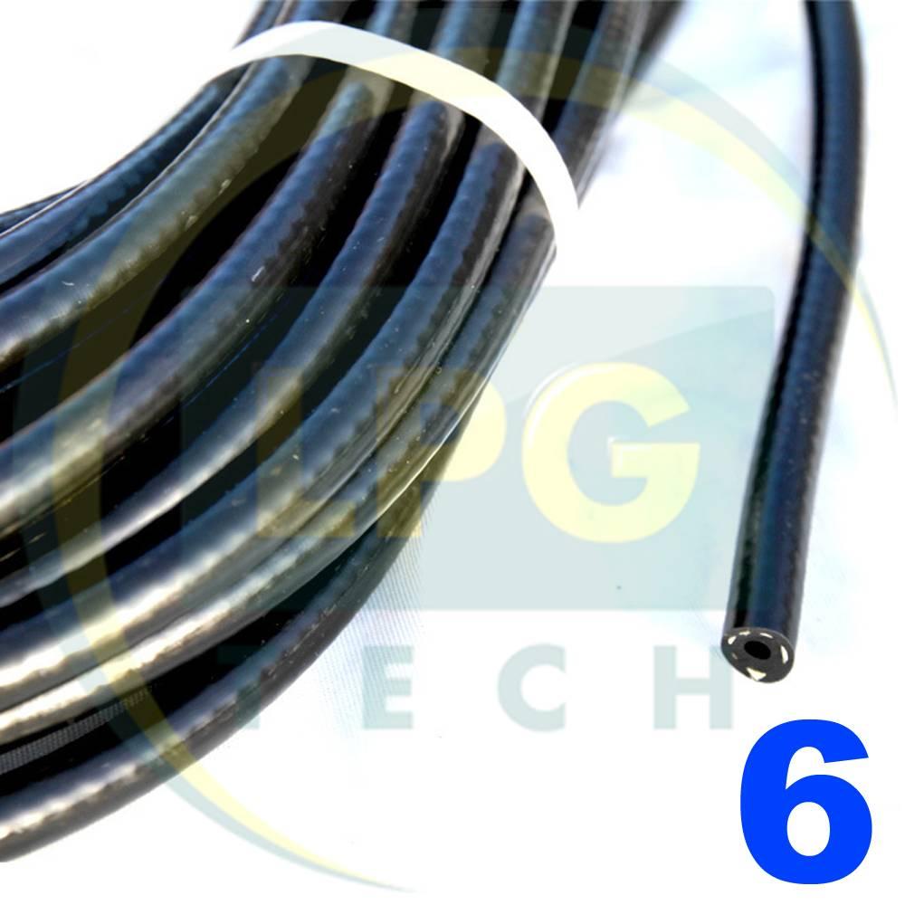 Рукав Fagumit газовый D6 мм