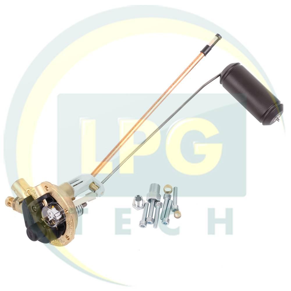 Мультиклапан Tomasetto Sprint 200/204-30 класса A без ВЗУ (MVAT0009.1) комплект