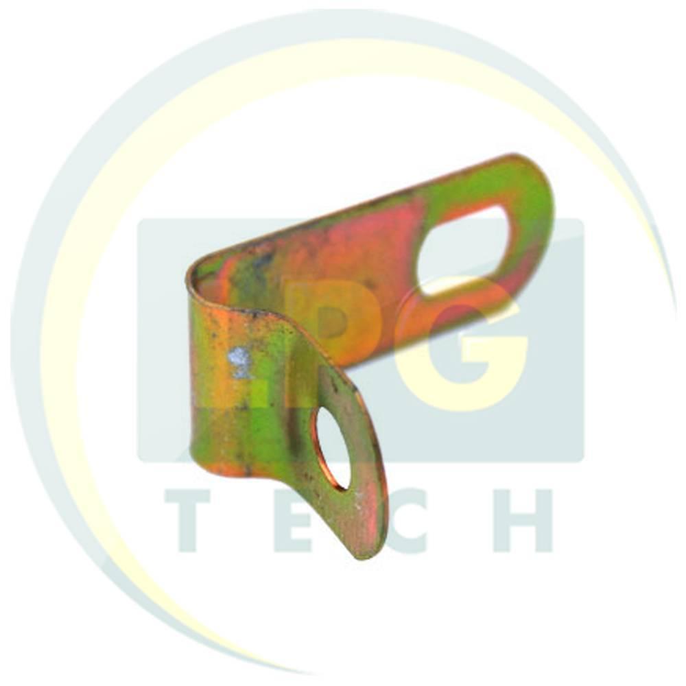 Крепление трубки D6, D8 мм