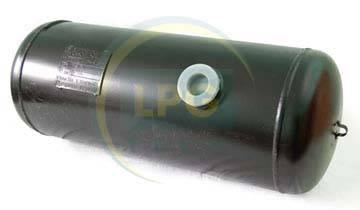 Баллон пропан цилиндрический Novogas 103 литра 376х1048 мм