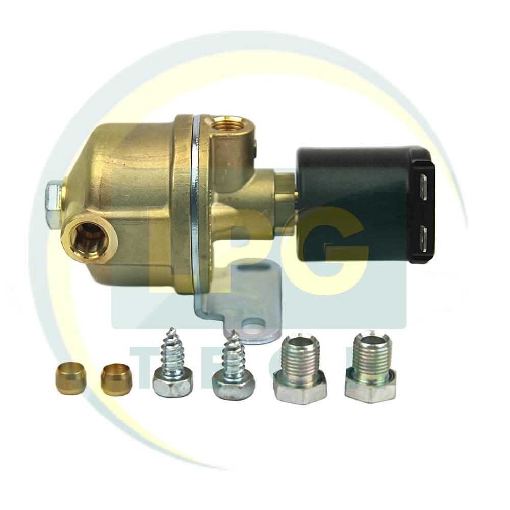 Электроклапан газа Tomasetto пропан