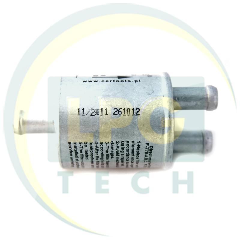 Фильтр тонкой очистки Certools 1 вход D12 - 2 выхода D12