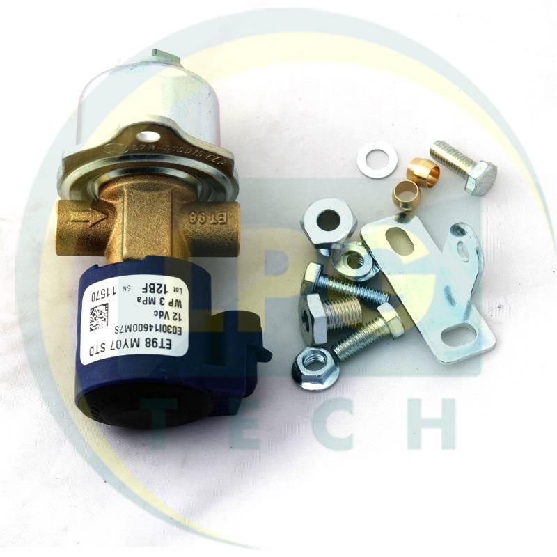 Электромагнитный клапан газа BRC ET98 MY07 пропан