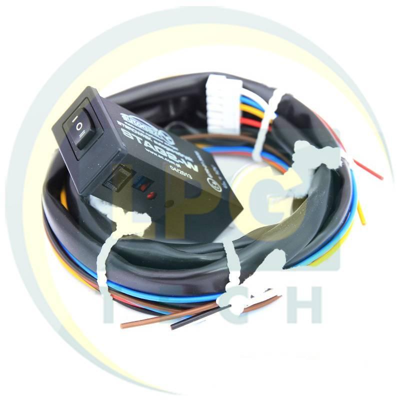 Переключатель газ-бензин Stag2-W инжектор
